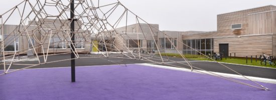 bilde av en skole
